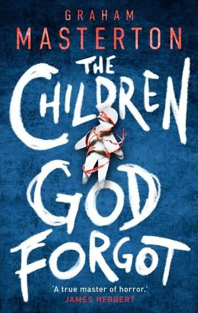 The Children God Forgot cover