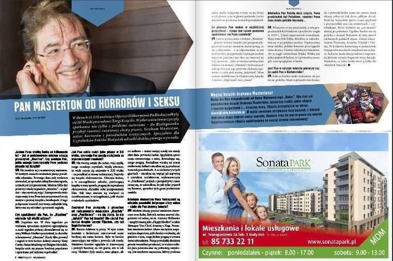 GM in Fakty Bialystok magazine