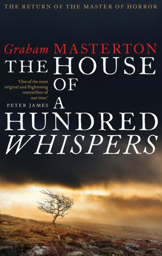The House of 100 Whispers cover