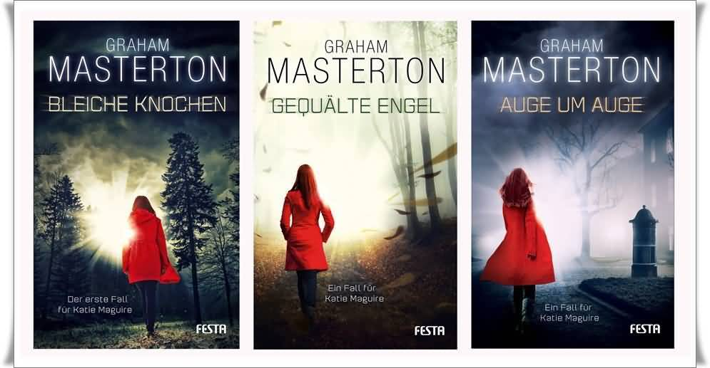 Katie Maguire - German covers