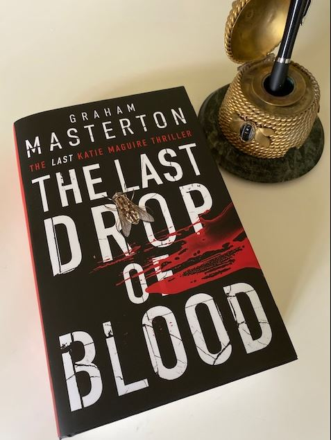 The Last Drop of Blood - HB