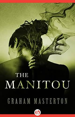 The Manitou - ebook cover