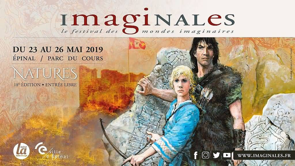 Imaginales Festival, May 2019