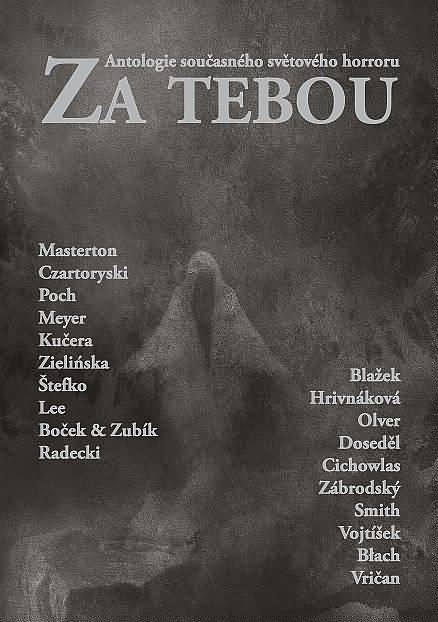 Za Tebou (Behind You) - Czech cover