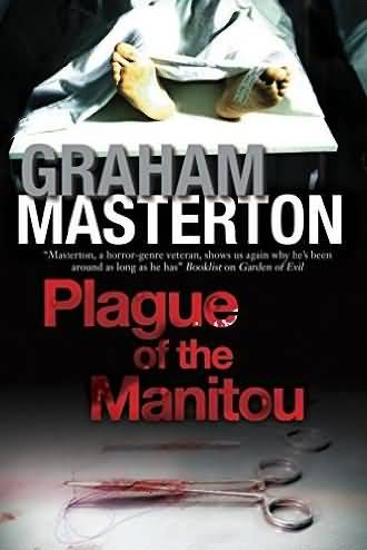 Plague of the Manitou PB cover