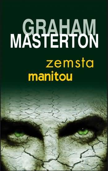 Revenge of the Manitou-Polish cover