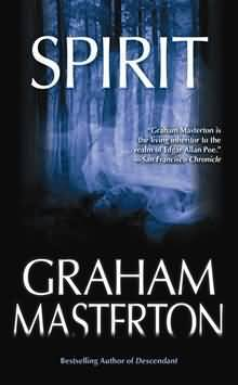 Spirit - US cover
