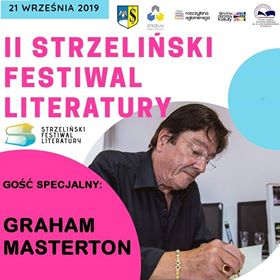 Strzelin Book Fair, Sept 2019