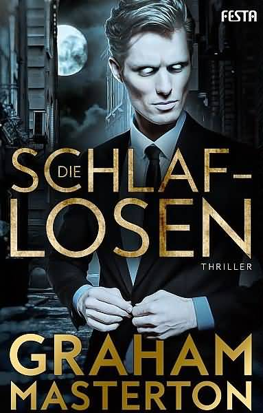 The Sleepless - German edn. cover
