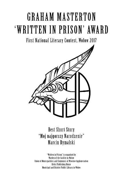 Written In Prison Award